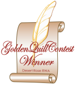 Golden Quill Winner badge