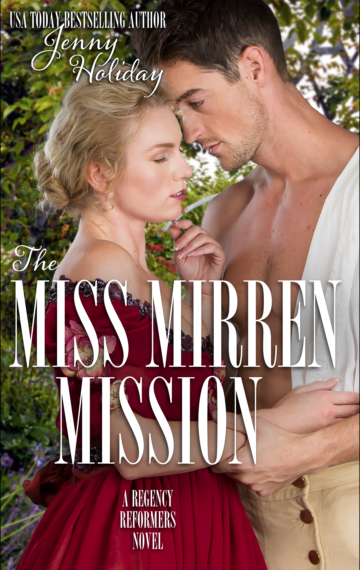 The Miss Mirren Mission